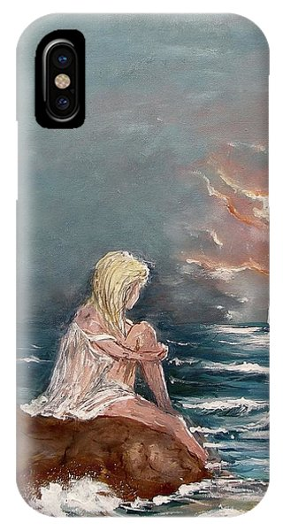 Oceanic Relaxation IPhone Case