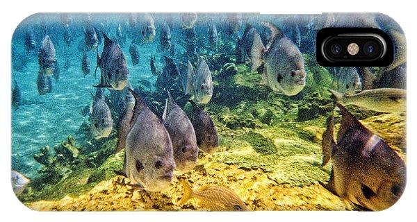 Oceans Below IPhone Case