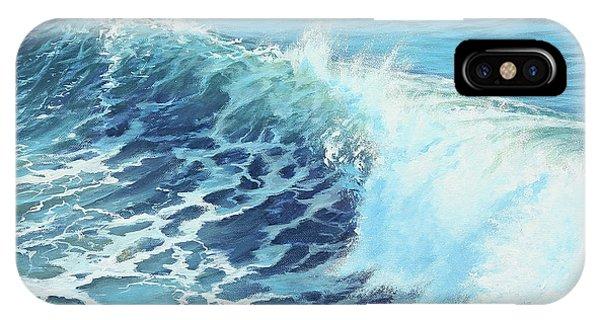 Ocean's Might IPhone Case
