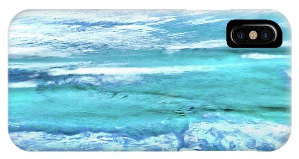 Pacific Ocean iPhone Case - Oceans Of Teal by Az Jackson