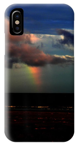 iPhone Case - Ocean's Rainbow by Cynthia Leaphart