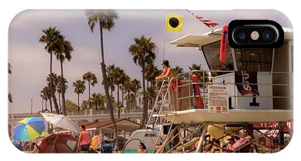 Oceanside Beach IPhone Case