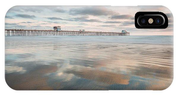 Oceanside Pier Gloss IPhone Case