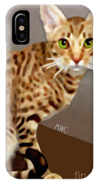 Ocicat IPhone Case