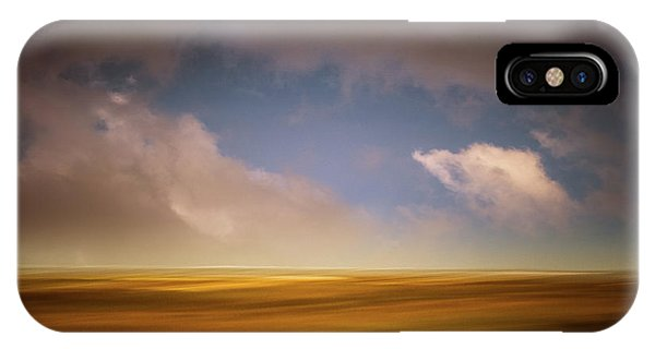 October Afternoon IPhone Case