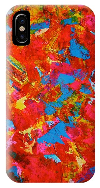 October Canopy Overhead IPhone Case