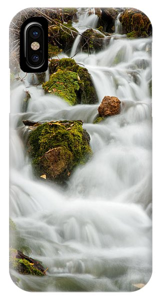October Waterfall IPhone Case