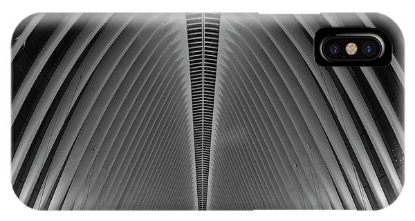 Oculus World Trade Center  IPhone Case