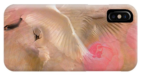 Ode To A Swan 2015 IPhone Case