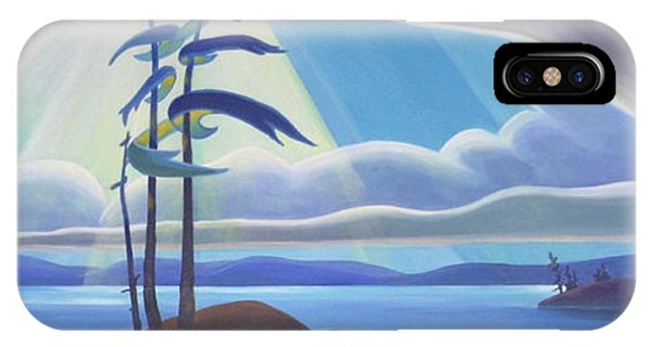 Ode To The North II IPhone Case