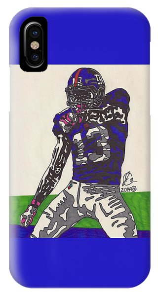 Odell Beckham Jr  IPhone Case