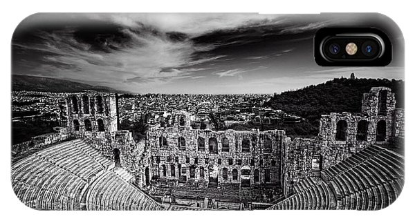 Odeon Of Herodes Atticus IPhone Case