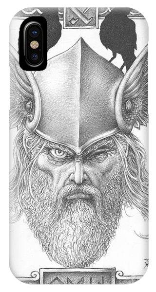 Odin IPhone Case