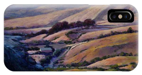 Off Jalama Road IPhone Case