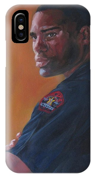 Officer IPhone Case