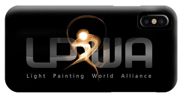 Official Lpwa Logo IPhone Case