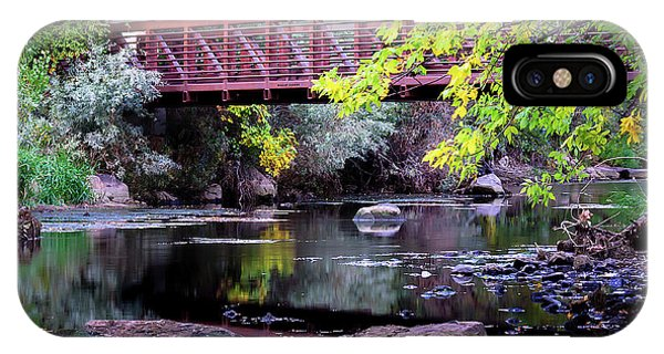 Ogden River Bridge IPhone Case