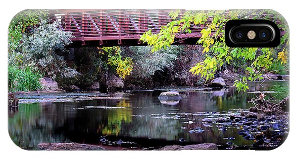 Ogden River Bridge IPhone Case