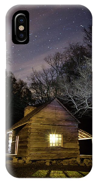 Ogle Cabin IPhone Case