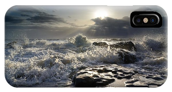 Ogmore By Sea IPhone Case
