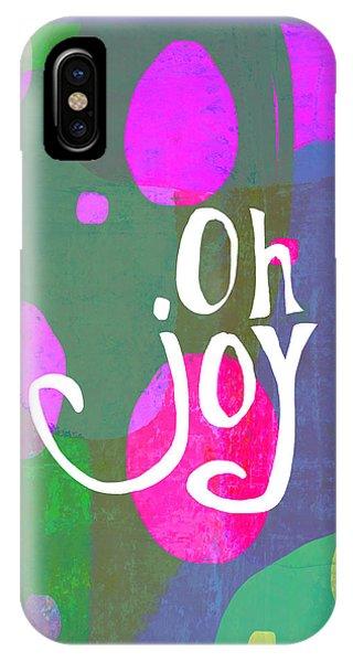 Oh Joy IPhone Case