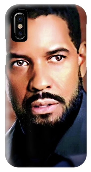 Oh, Lawd Denzel IPhone Case