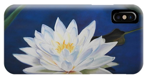 Oh Lily IPhone Case