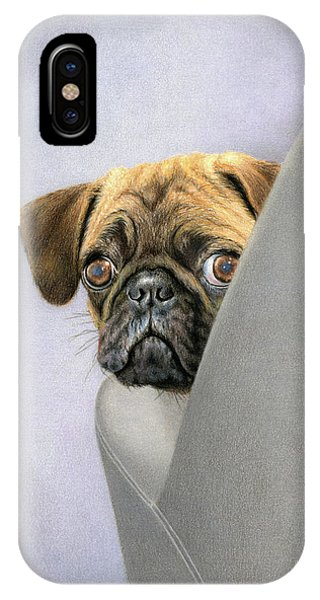 Missing iPhone Case - Oh, You're Home... by Sarah Batalka