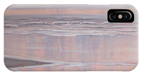 Oil On Canvas IPhone Case