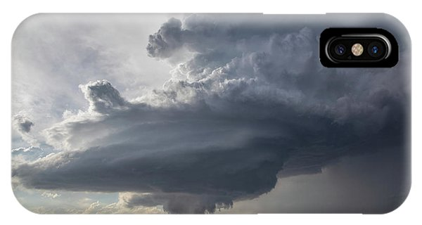 Oklahoma Panhandle Swirl IPhone Case