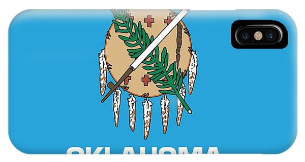 Ok iPhone Case - Oklahoma State Flag by American School