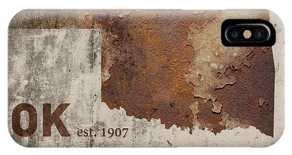 Cement Oklahoma Map.Oklahoma Map Iphone Cases Fine Art America