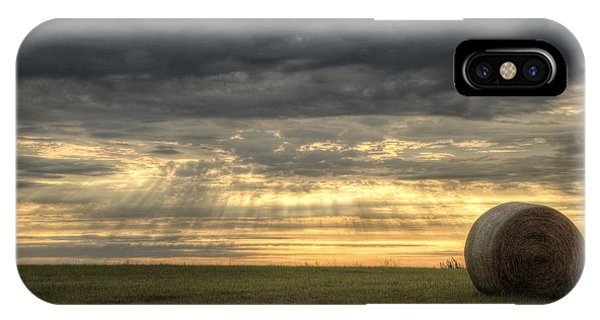 Oklahoma Summers IPhone Case