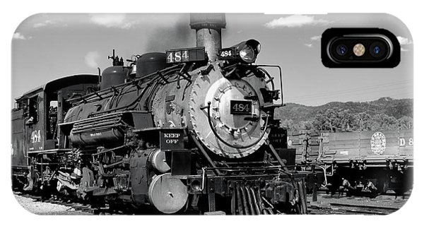 IPhone Case featuring the photograph Old 484 I by Ron Cline