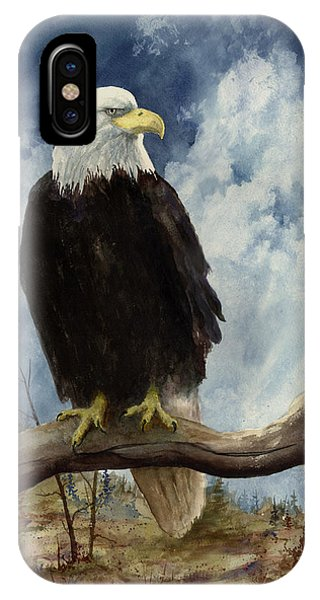 Old Baldy IPhone Case