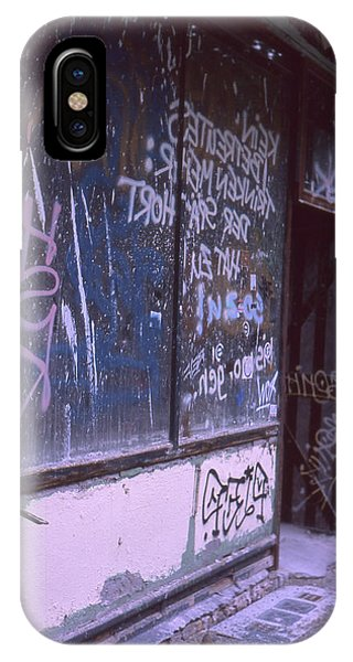Old Bar, Old Graffitis IPhone Case