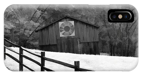 Old Barn In Kentucky IPhone Case