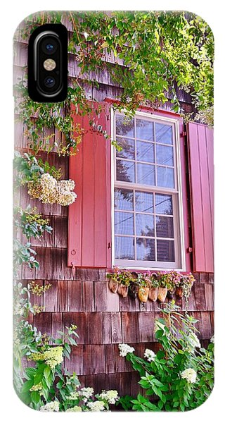 Old Bethel Church Window IPhone Case
