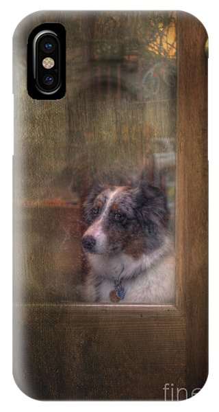 Old Bonnie Dog IPhone Case