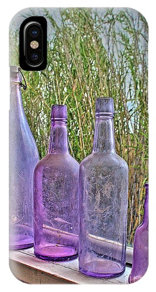 Old Bottle Collection IPhone Case