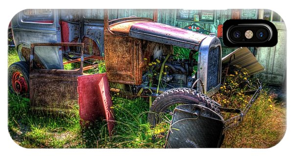 Old Car 3 IPhone Case