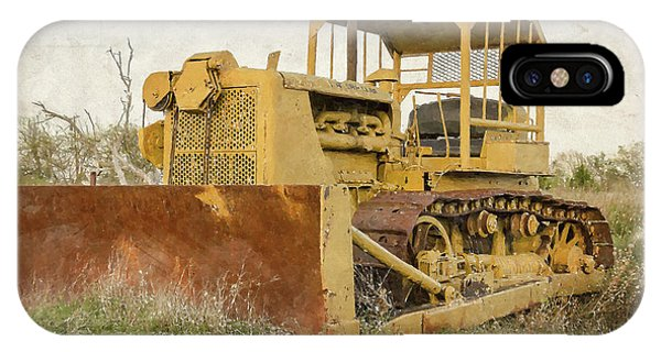 Caterpillar iPhone Case - Old Cat Watercolor IIi by Ricky Barnard