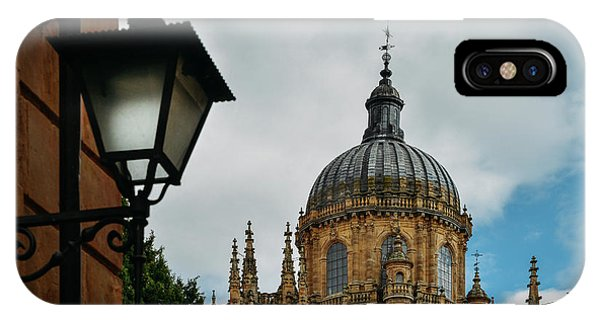 Old Cathedral, Salamanca, Spain  IPhone Case