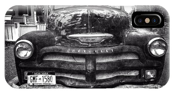 Old Chevy 2 IPhone Case