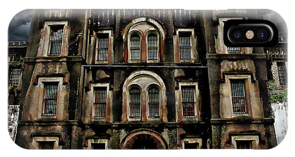 Old City Jail IPhone Case