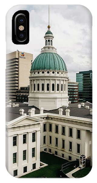 Old Courthouse - St. Louis, Mo Phone Case by Dylan Murphy