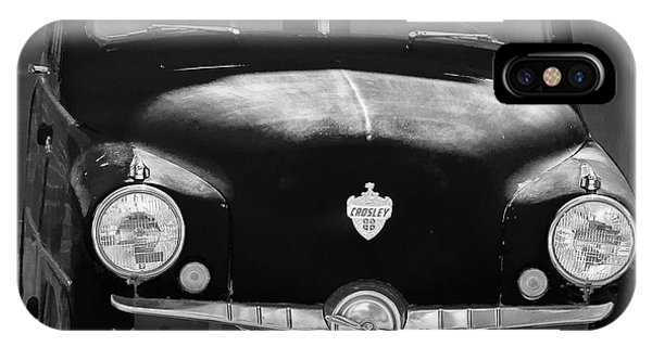 Old Crosley Motor Car IPhone Case