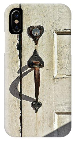 Old Door Knob 3 IPhone Case