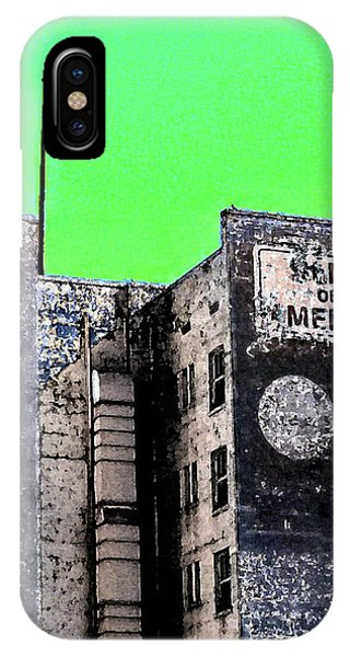 Old Downtown 2 IPhone Case