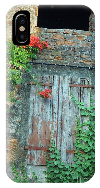 Old Farm Door IPhone Case